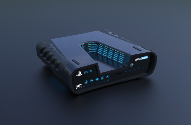 Игровая консоль Sony PlayStation 5 поступит в продажу осенью 2020-го 1