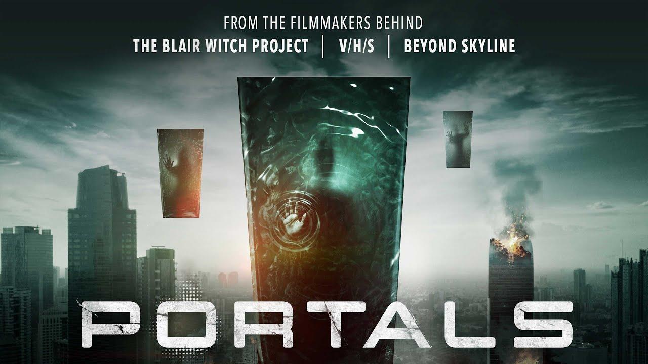 Трейлер фантастического триллера Portals — антологии от создателей «Ведьмы из Блэр» и «Скайлайна 2» 1