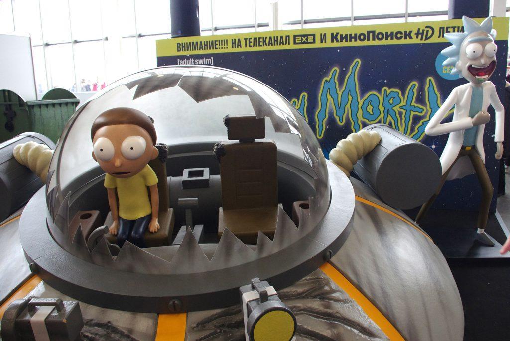 Субъективные впечатления от ИгроМира иComic Con Russia2019 18