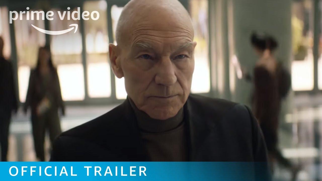 Трейлер Star Trek: Picard и дата выхода —23 января