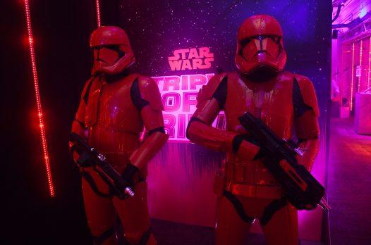 Сила трёх. Как мы ездили на презентацию продукции по «Звёздным войнам»