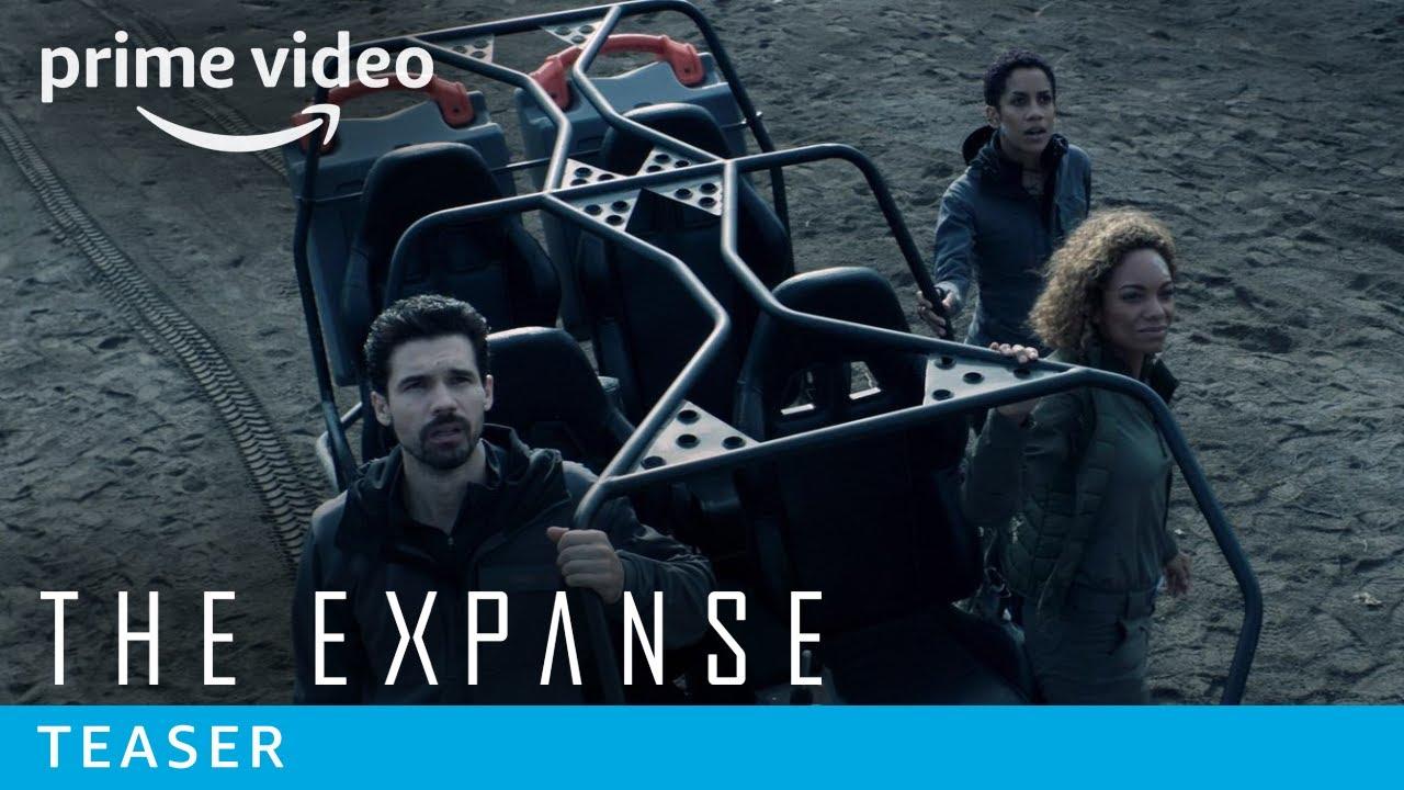 Второй трейлер четвёртого сезона сериала «Пространство»(The Expanse)