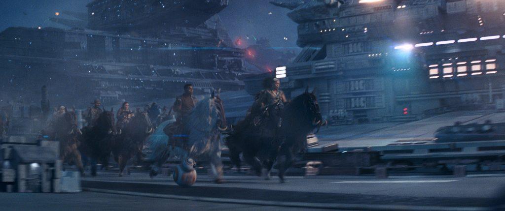 сюжет Звёздные войны Скайуокер Восход 14