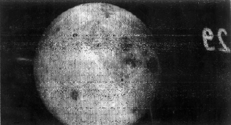 Как СССР сфотографировал Луну сзади 2
