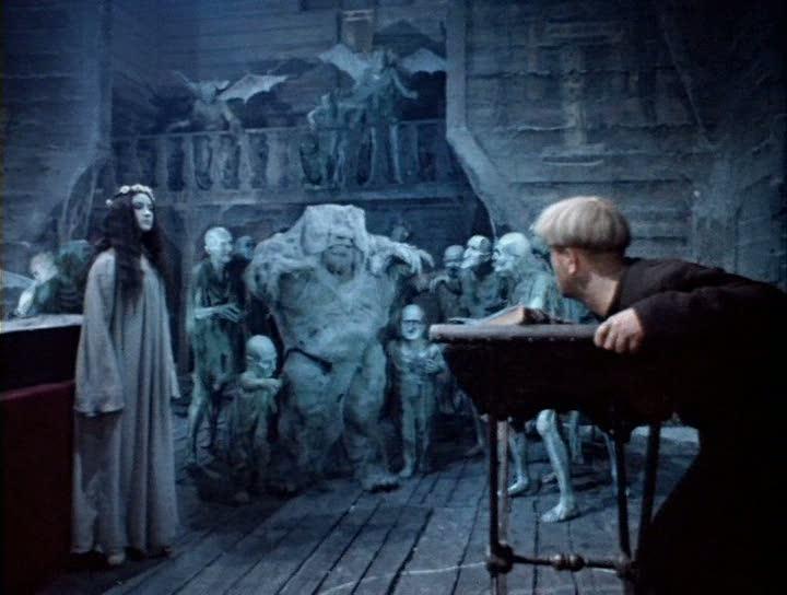 Советские и российские фильмы ужасов: от «Вия» до «Гоголя» 3