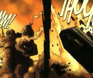 Games Workshop заключила сделку с Marvel о выпуске комиксов по Warhammer