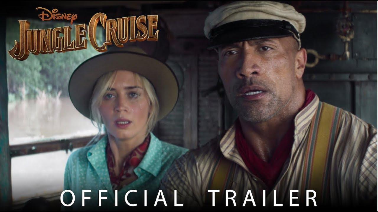 Первый трейлер «Круиза по джунглям» с Дуэйном Джонсоном и Эмили Блант