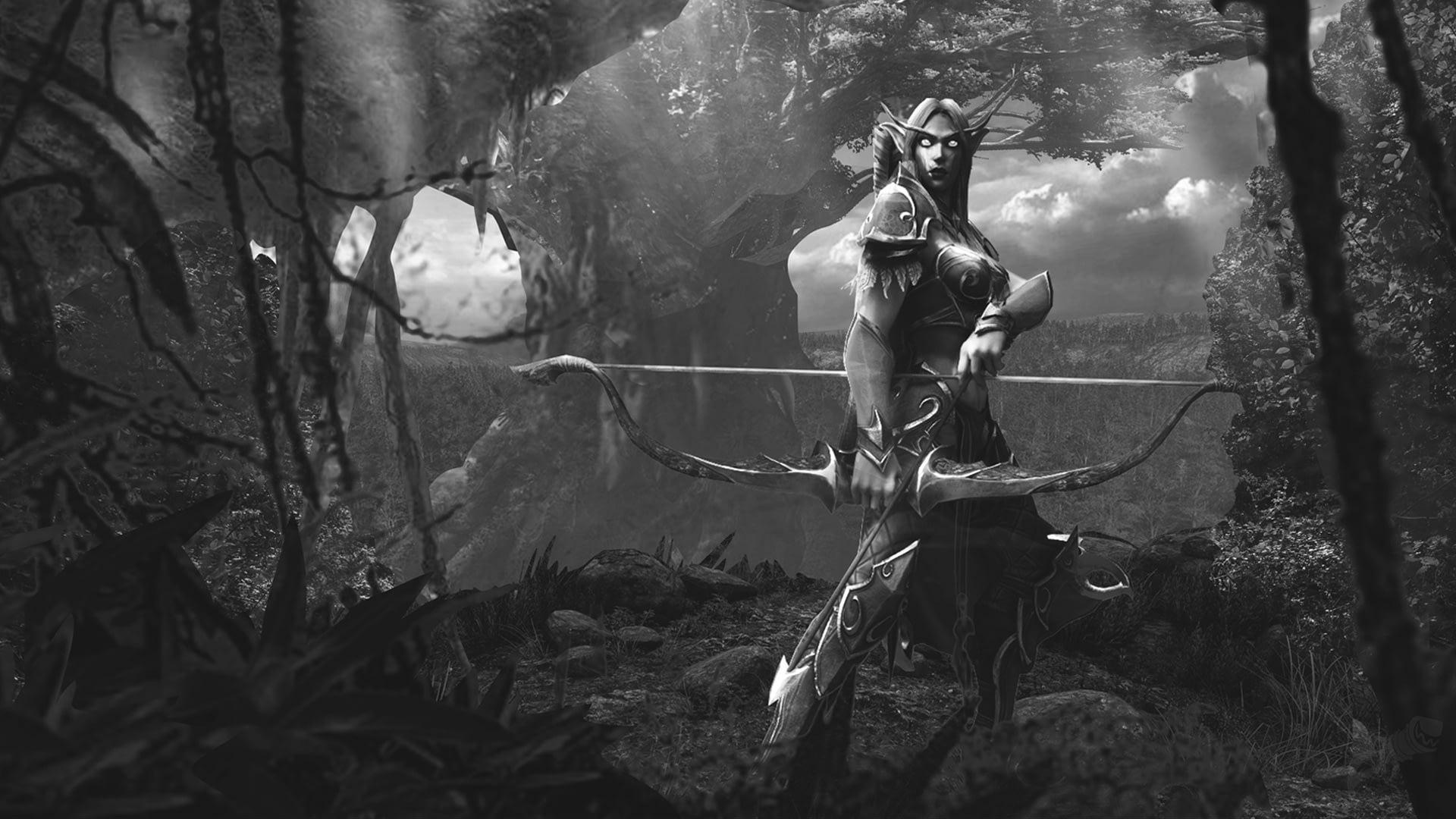 Утечка: обои, меню, интерфейс и иконки Warcraft III: Reforged 9
