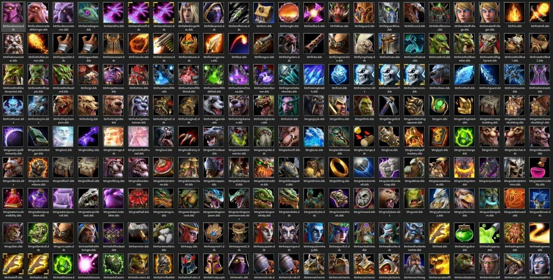 Утечка: обои, меню, интерфейс и иконки Warcraft III: Reforged 26