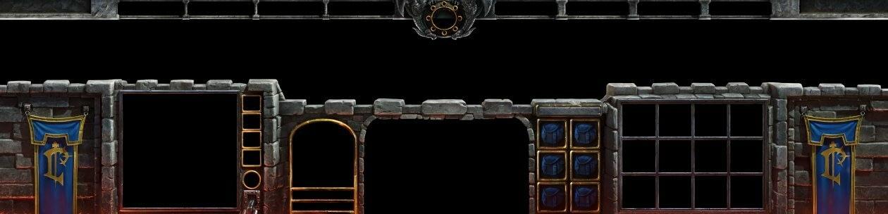 Утечка: обои, меню, интерфейс и иконки Warcraft III: Reforged 15