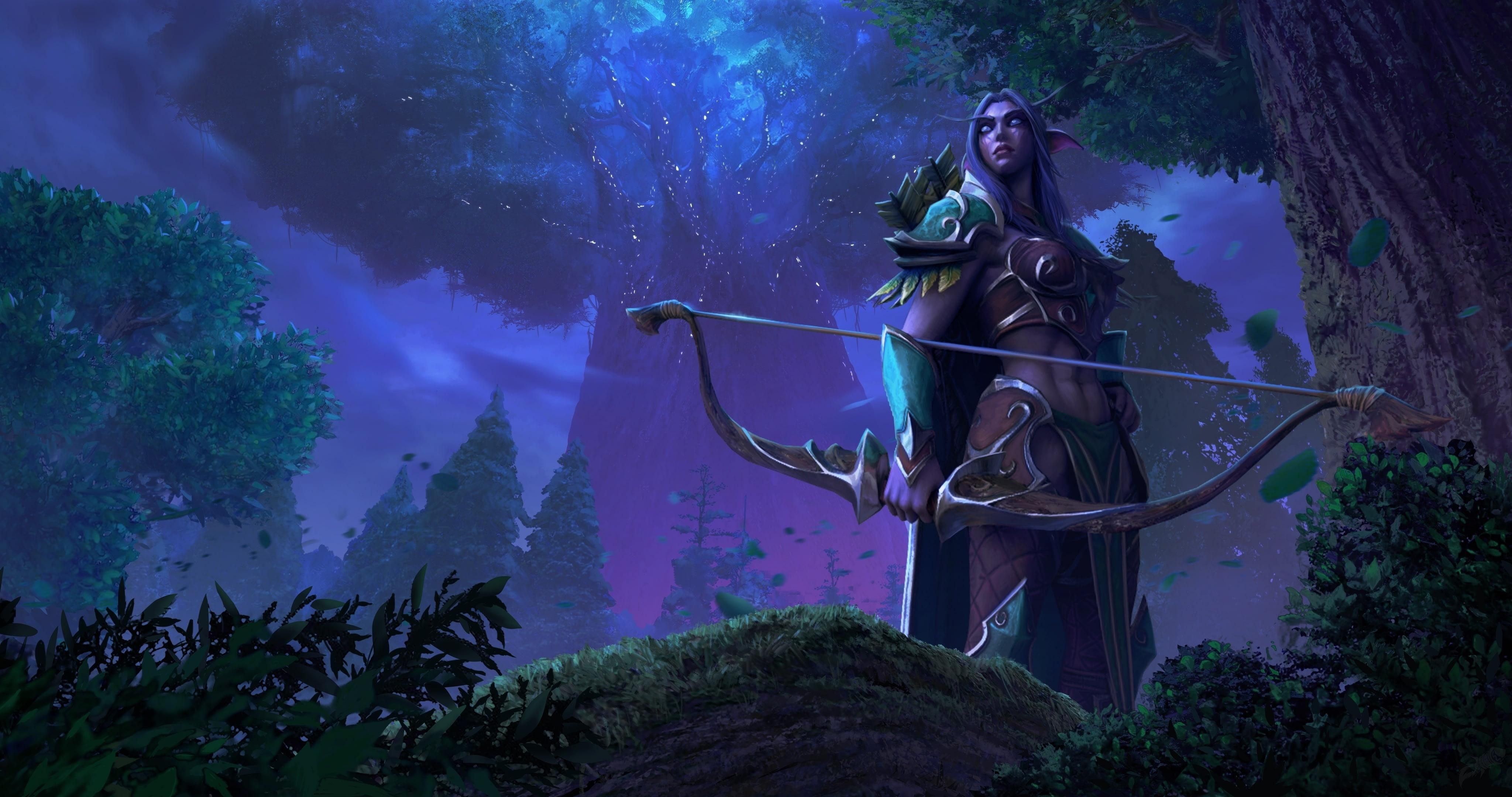 Утечка: обои, меню, интерфейс и иконки Warcraft III: Reforged 2