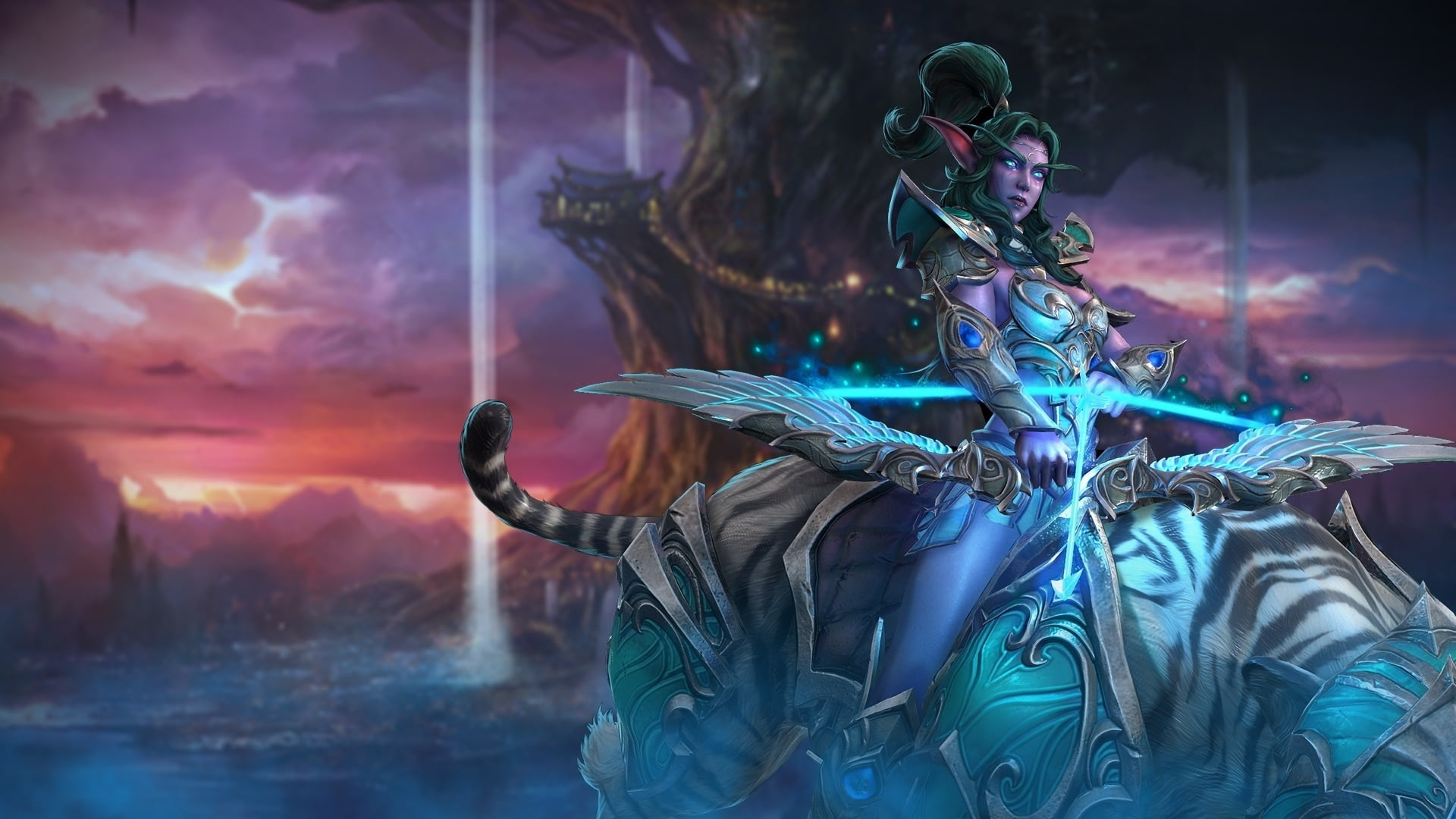 Утечка: обои, меню, интерфейс и иконки Warcraft III: Reforged 3
