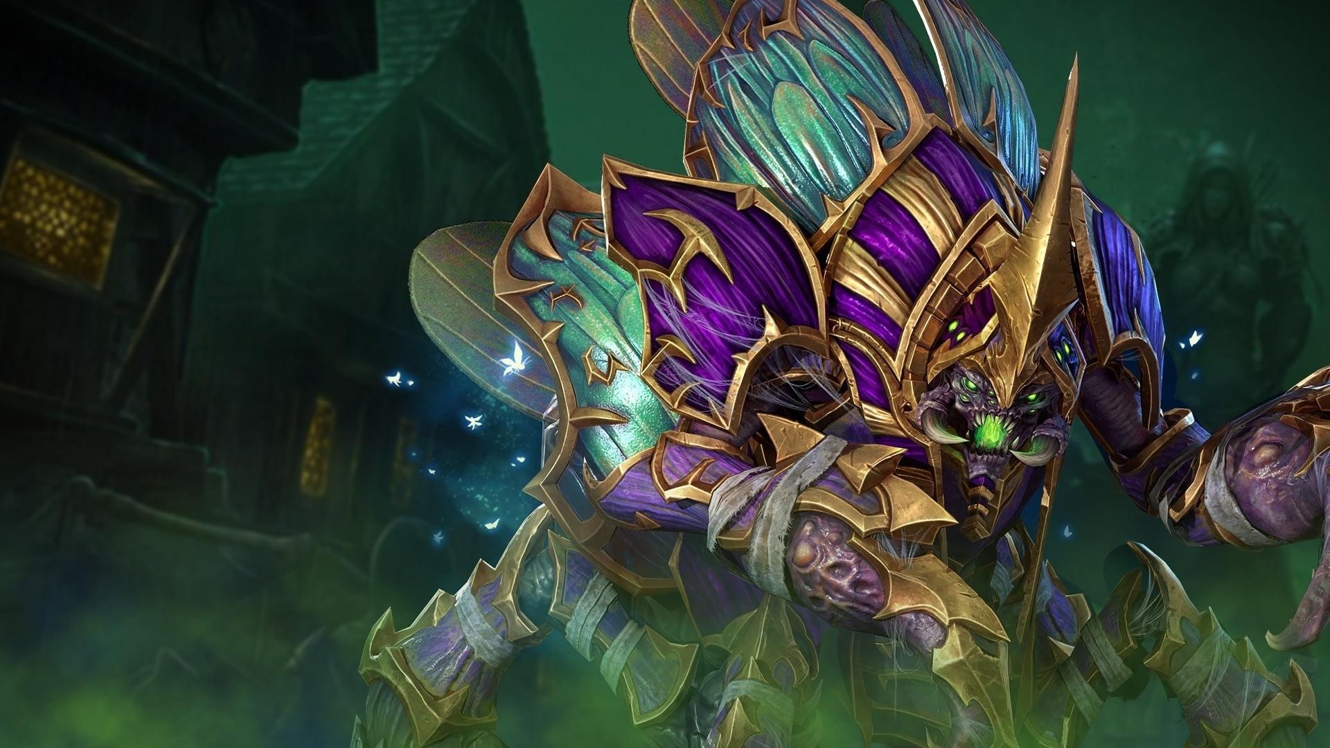 Утечка: обои, меню, интерфейс и иконки Warcraft III: Reforged 7