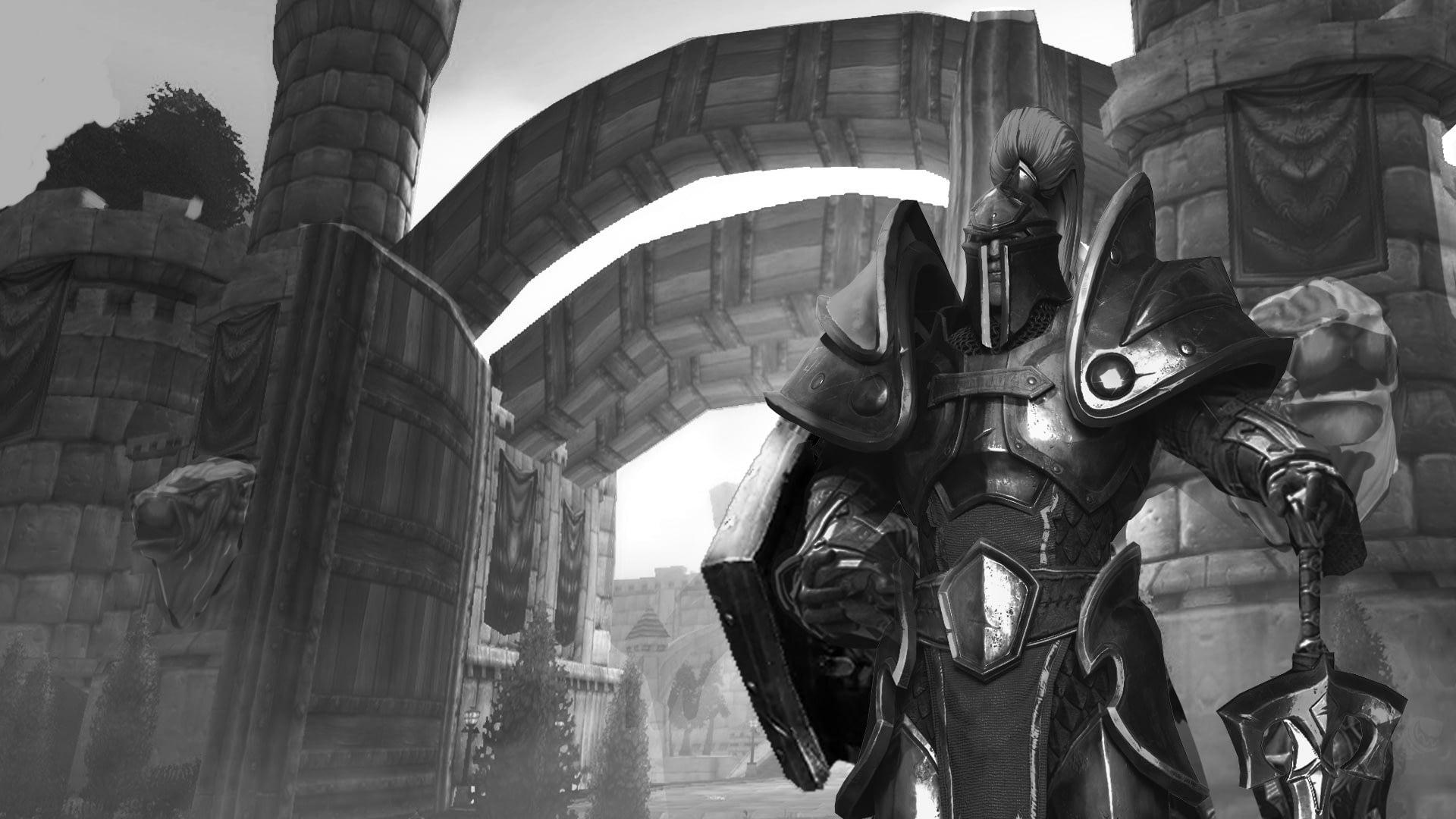 Утечка: обои, меню, интерфейс и иконки Warcraft III: Reforged 8