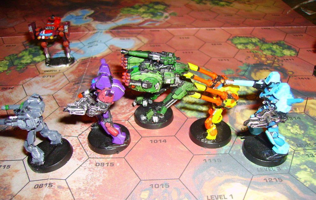 Игры по вселенной BattleTech: Аристократы 31-го века
