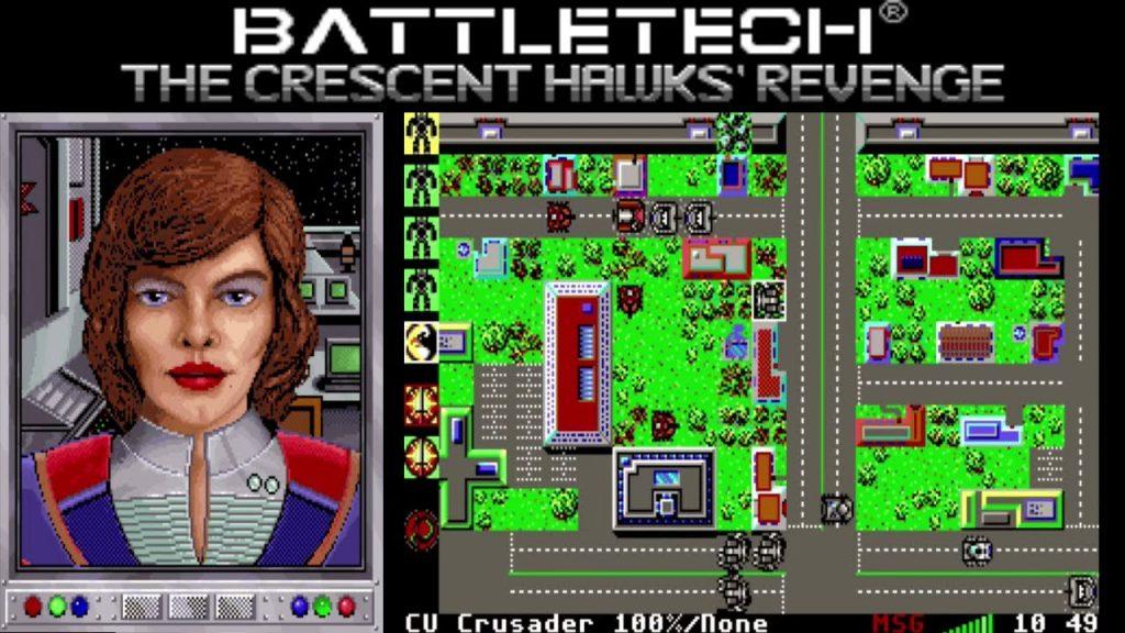 Игры по вселенной BattleTech: Аристократы 31-го века 2