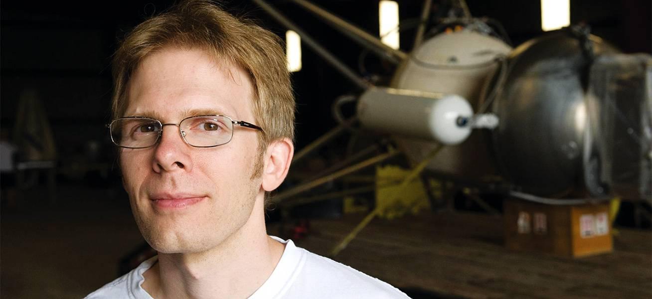 Джон Кармак покинул должность технического директора в Oculus, чтобы заняться искусственным интеллектом
