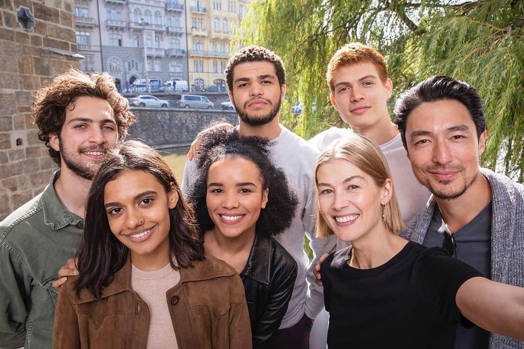 Amazon продлил «Колесо Времени»на второй сезон 1
