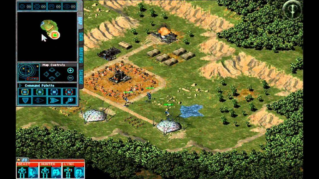 Игры по вселенной BattleTech: Аристократы 31-го века 8