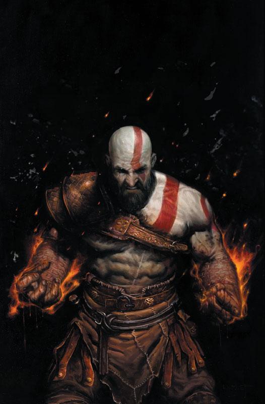 Что почитать: «Техносвященники»Ходоровски, комикс по God of War и путеводитель «Супербоги» Моррисона 7