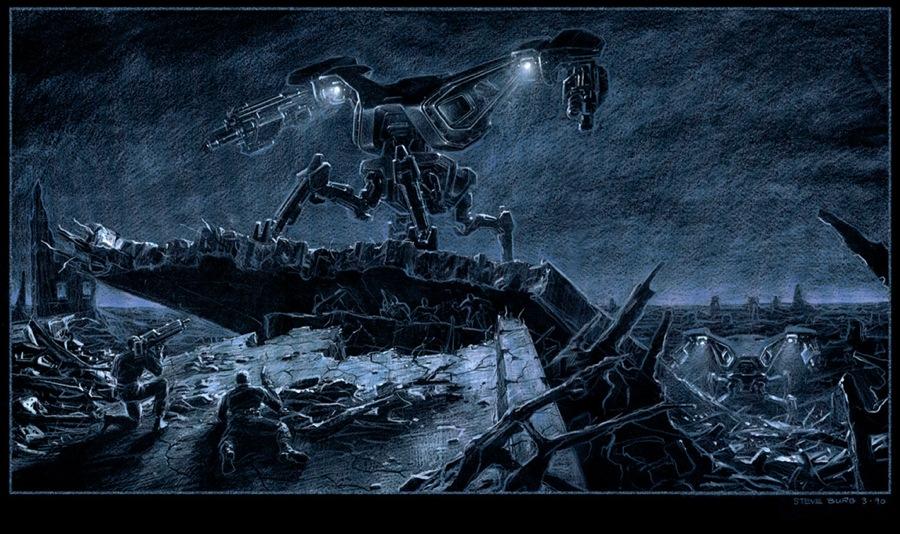 Странные идеи из черновиков «Терминаторов»: киберсобака, Скайнет-спаситель и пьяный Арнольд 1