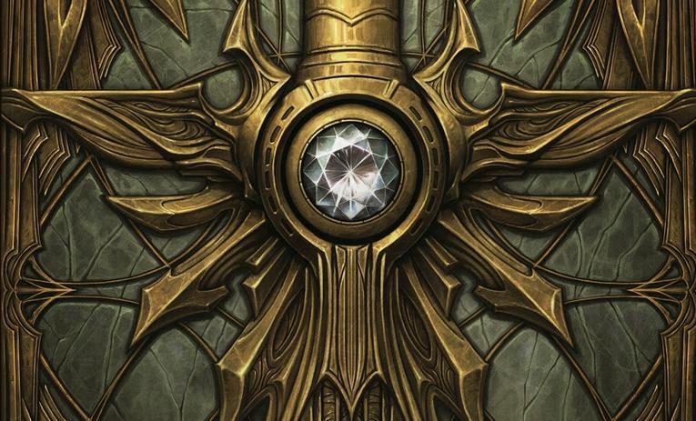 Что почитать: «Книга Тираэля» по Diablo и первая часть «Тёмного Империума»по Warhammer 40,000 2