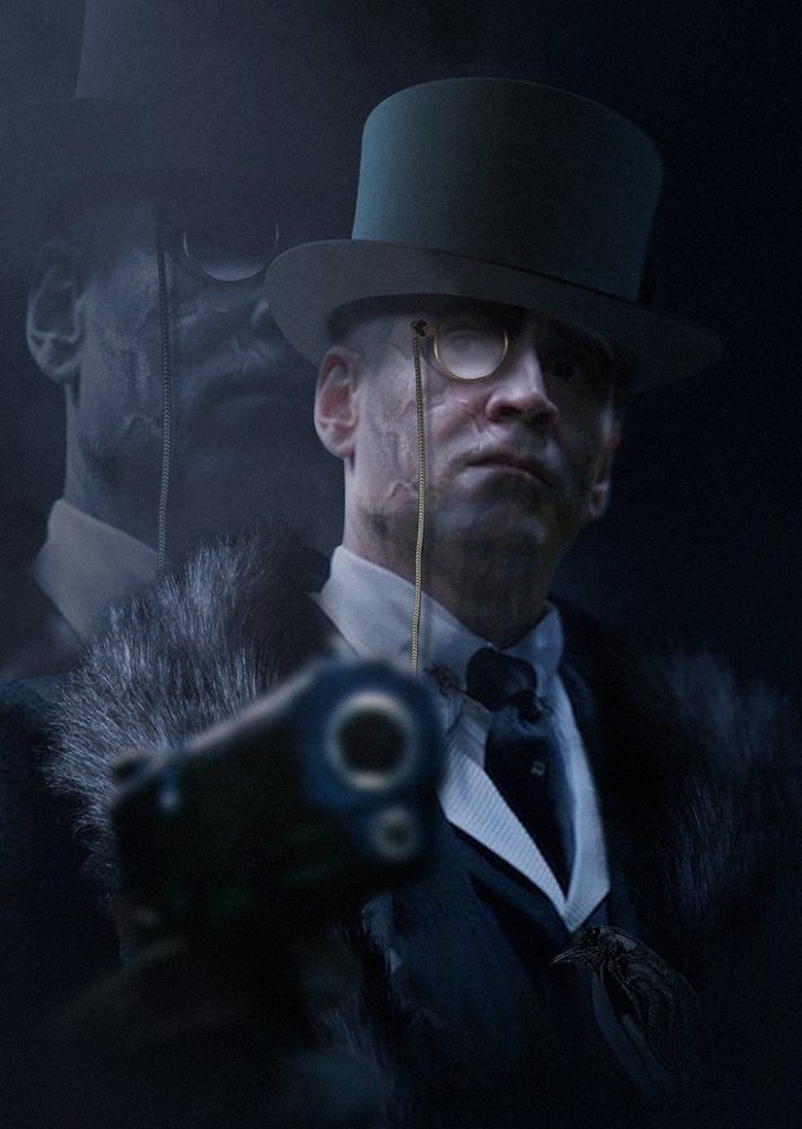СМИ: Энди Сёркис ведёт переговоры о роли Альфреда, а Колин Фарелл — о роли Пингвина