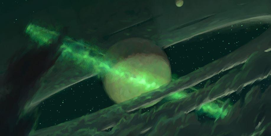 Арт: иллюстрации и концепты мультфильма «Планета сокровищ» 12