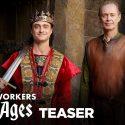 Первый тизер второго сезона «Чудотворцев» — вСредневековье и сутками