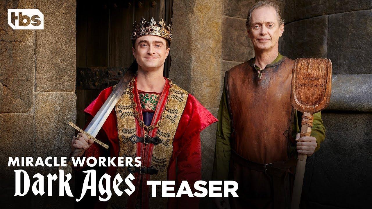Первый тизер второго сезона «Чудотворцев» — в Средневековье и с гусями