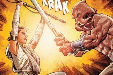 Предыстория «Скайуокера: Восход» в книгах и комиксе 4