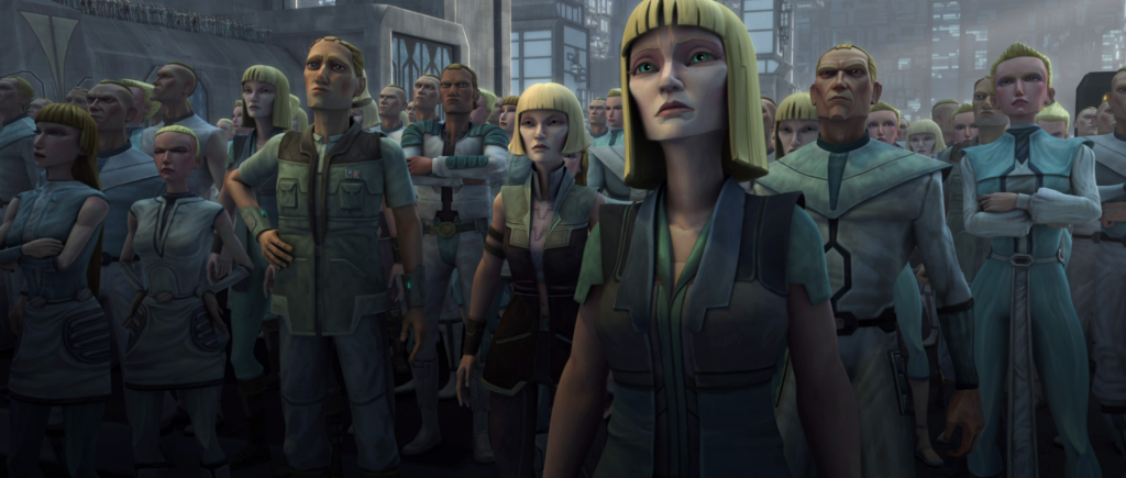 Мандалорцы в «Звёздных войнах»: реальная и вымышленная история 12