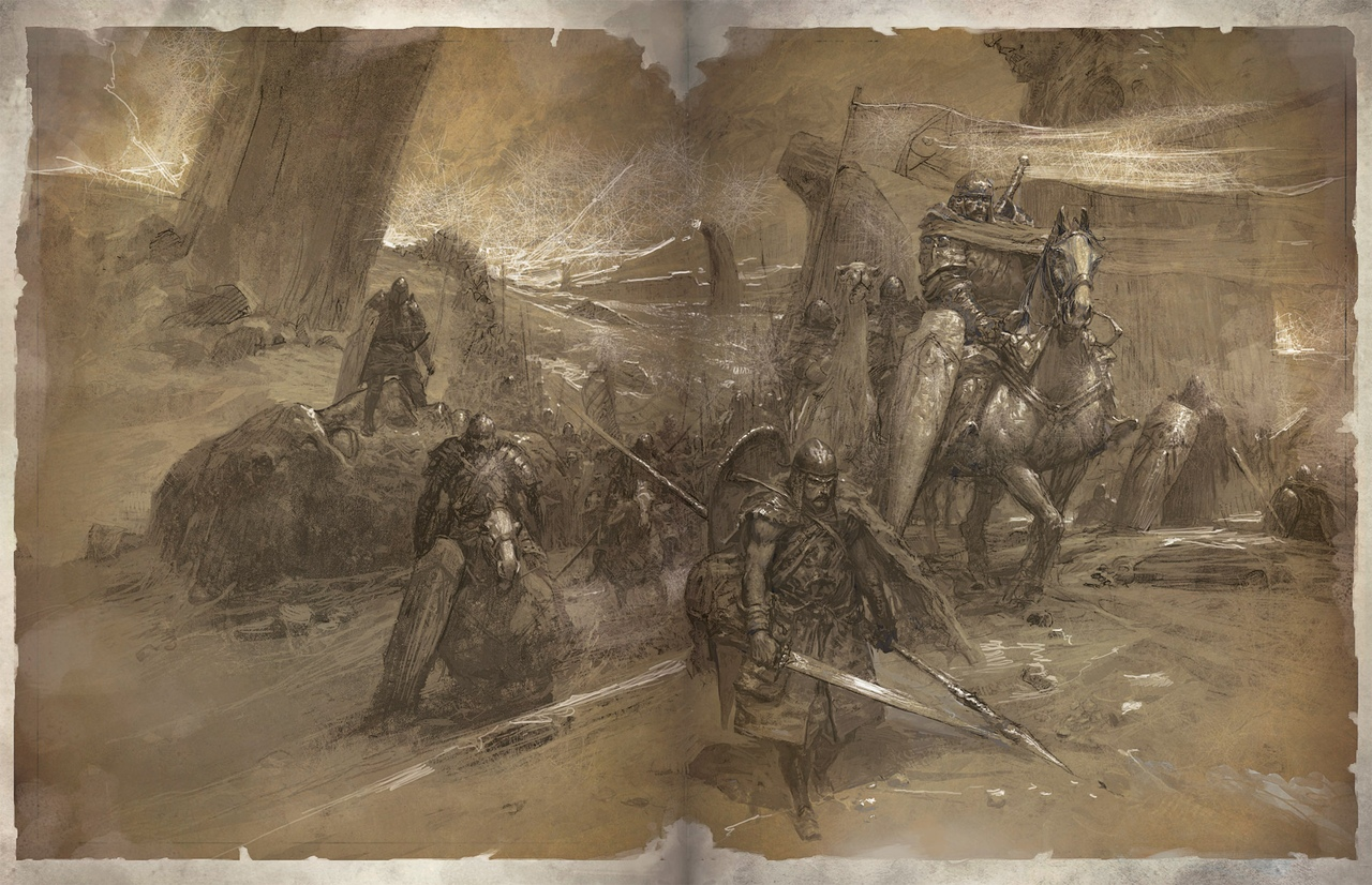 Что почитать: третий артбук Diablo и первая часть «Тёмного Империума»по Warhammer 40,000