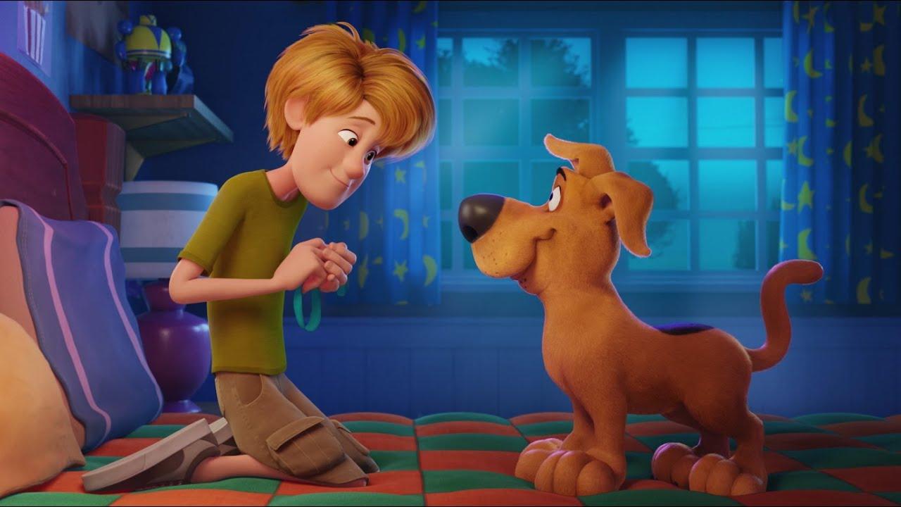 Первый трейлер нового мультфильма про Скуби-Ду