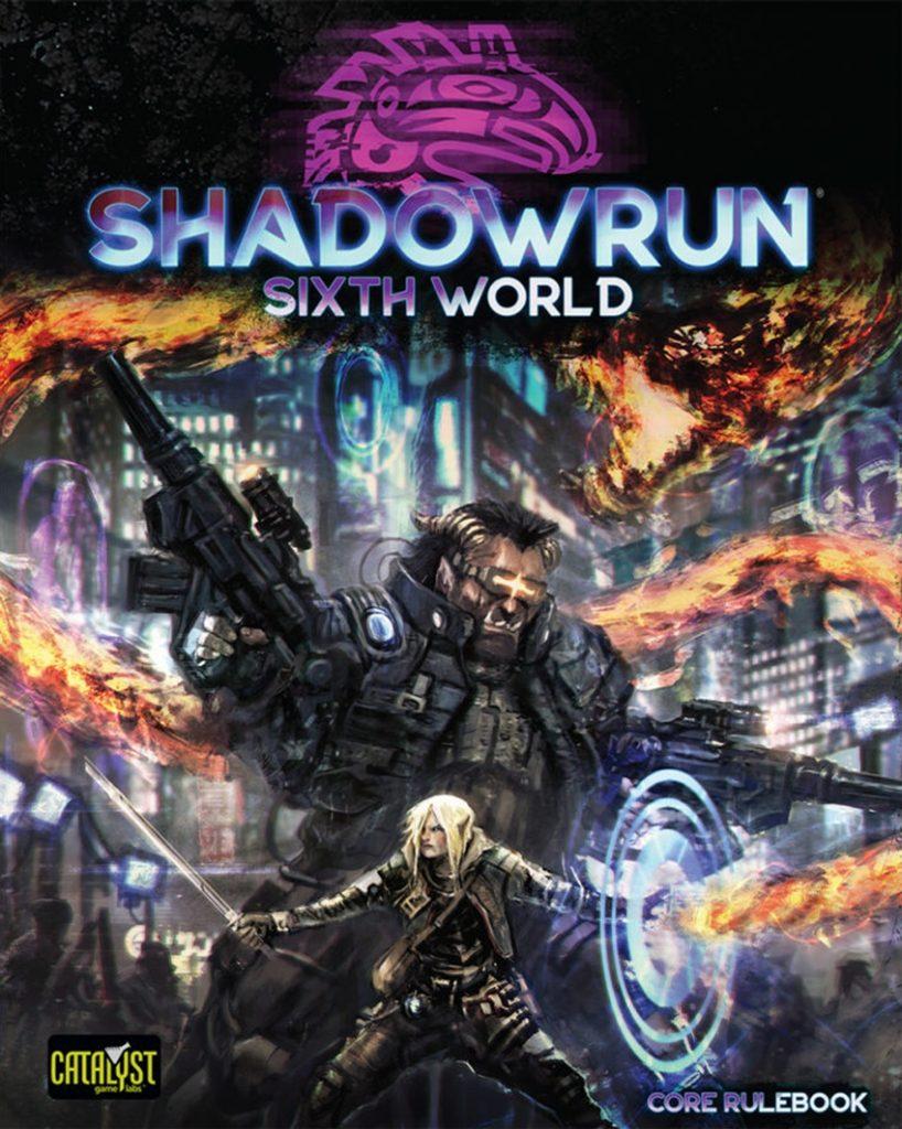 Матрица и магия: история Shadowrun 10