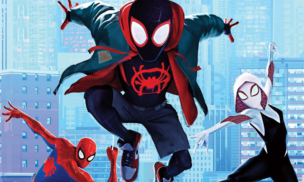 Сиквел «Человека-Паука: Через вселенные» выйдет 8 апреля 2022 года
