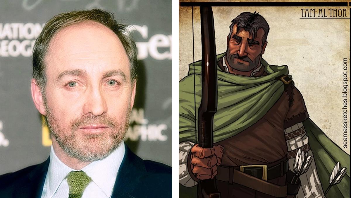 К актёрскому составу «Колеса Времени»от Amazon присоединился Майкл Макэлхаттон —Русе Болтон из «Игры престолов»