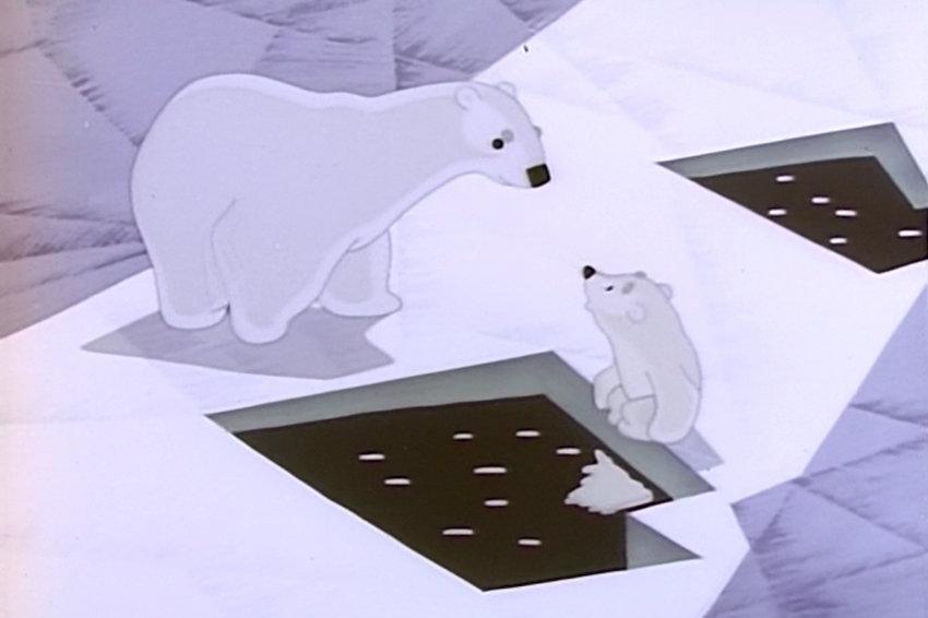 «Союзмультфильм»выпустит в декабре третью часть мультфильма про Умку