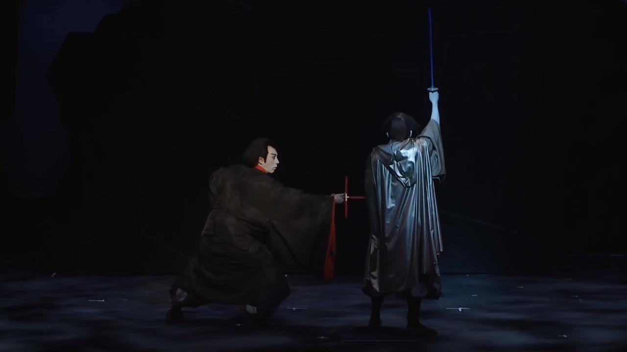 В Японии прошла постановка театра кабуки с сюжетом новых эпизодов «Звёздных войн» 3