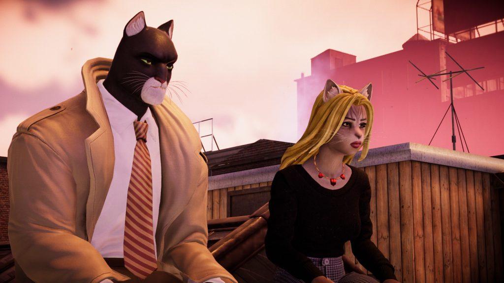 Обзор Blacksad: Under the Skin. А комикс лучше! 4