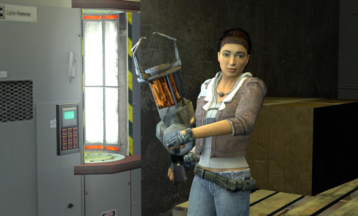 Слух дня: в сети появились фрагменты интервью с разработчиками из Valve о выходе новой Half-Life