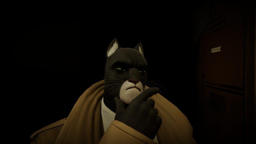 Обзор Blacksad: Under the Skin. А комикс лучше! 6