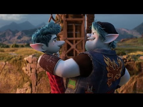 «Надеюсь, волшебство ещё живёт»: трейлер мультфильма «Вперёд» от Disney и Pixar