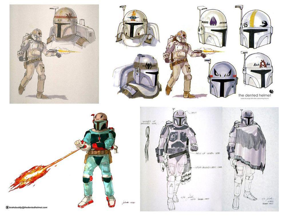 Мандалорцы в «Звёздных войнах»: реальная и вымышленная история 2