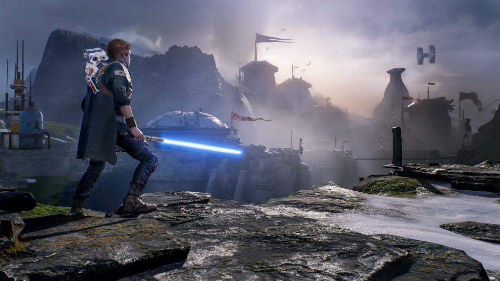 Обзор Star Wars Jedi: Fallen Order. Sekiro в мире «Звёздных войн» 4