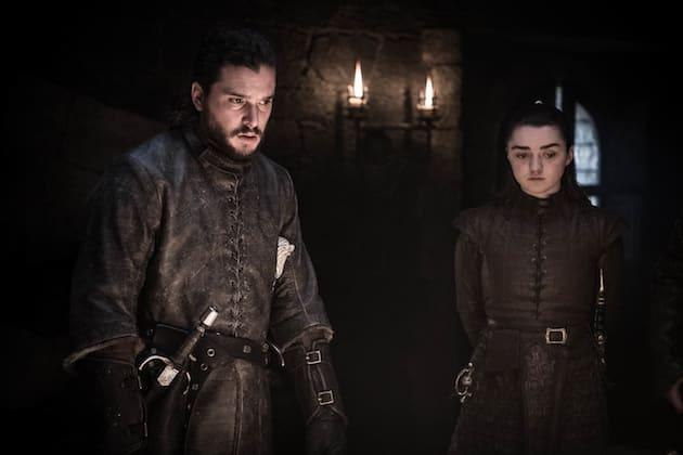 Видео: восемь минут вырезанных сцен из финального сезона «Игры престолов»