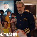 HBO выпустил первый тизер НФ-сериала «Авеню 5». Его создал автор «Смерти Сталина» и «Вице-президента»