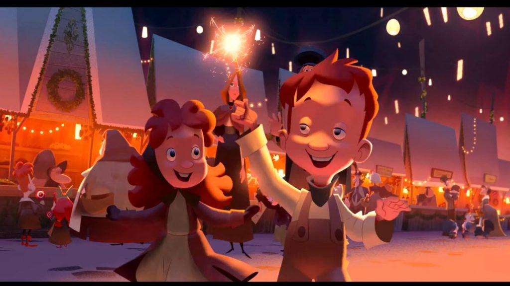 Мультфильм «Клаус»: рождественская сказка в духе Пратчетта