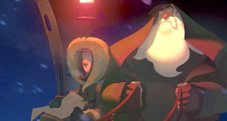 Мультфильм «Клаус»: рождественская сказка в духе Пратчетта 4