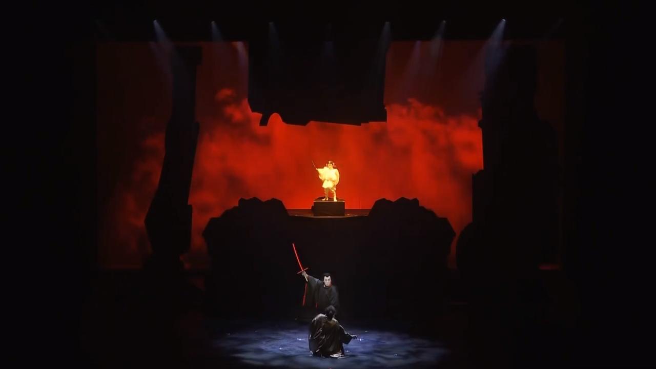 В Японии прошла постановка театра кабуки с сюжетом новых эпизодов «Звёздных войн» 2